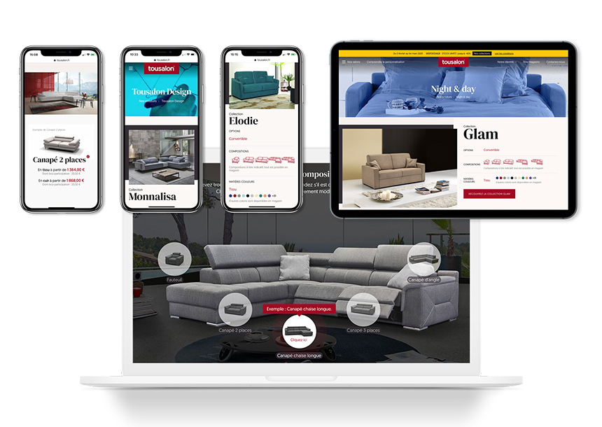 sylius ecommerce responsive webdesign