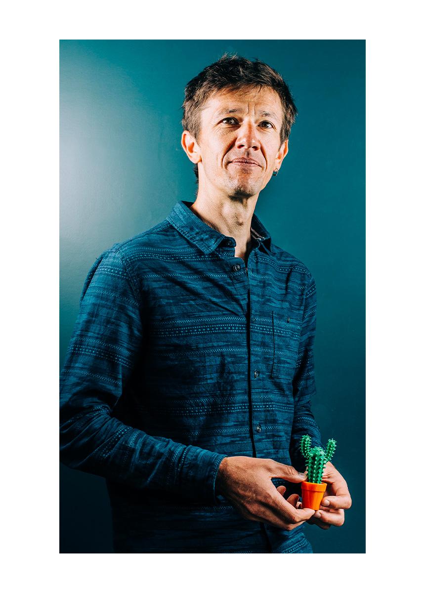 Sylvain Beissier, développeur web senior à l'agence digitale Mezcalito