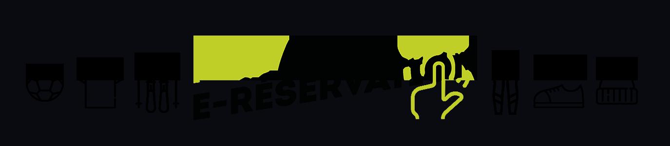 logo e-réservation de Sport 2000