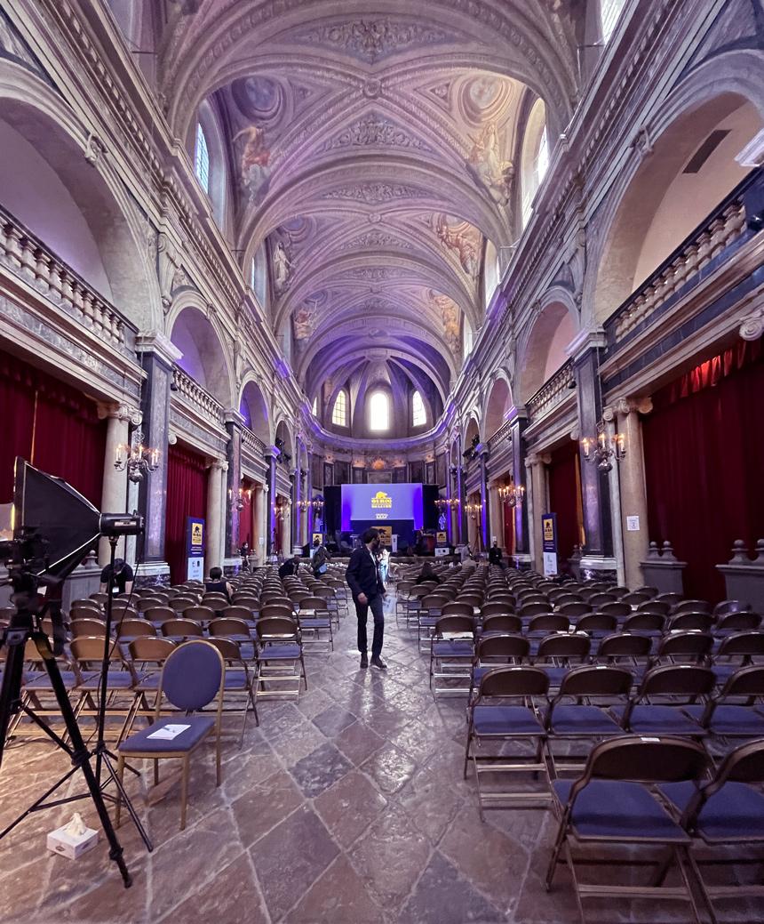 La Chapelle de la Trinité à Lyon